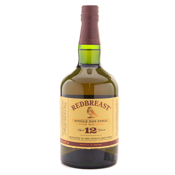 Redbreast Irish Whiskey 12 Year - 750ml