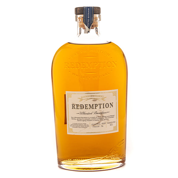 Redemption Wheated Bourbon - 750ml