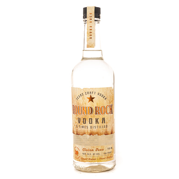 Round Rock Vodka - 750ml