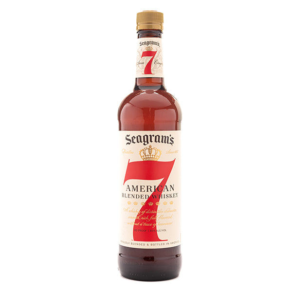 Seagram's American Whiskey - 750ml