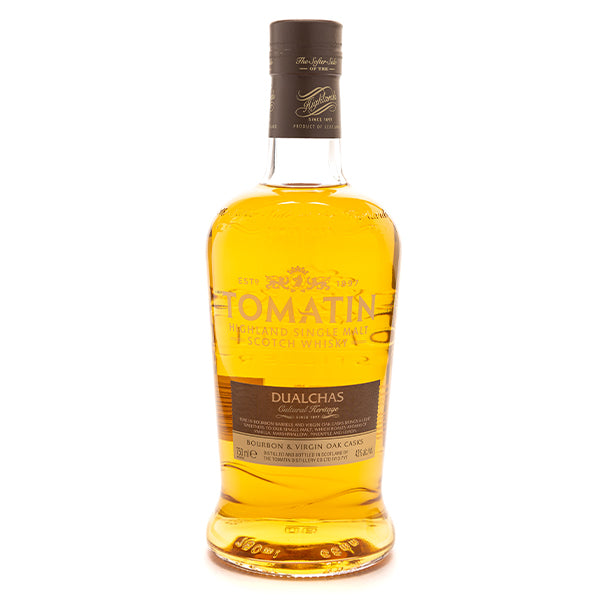 Tomatin Dualchas Leegacy Scotch - 750ml