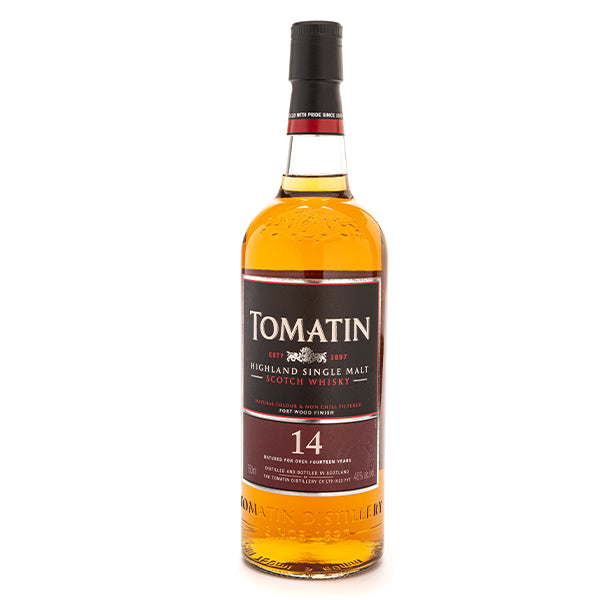 Tomatin Scotch 14 Year - 750ml