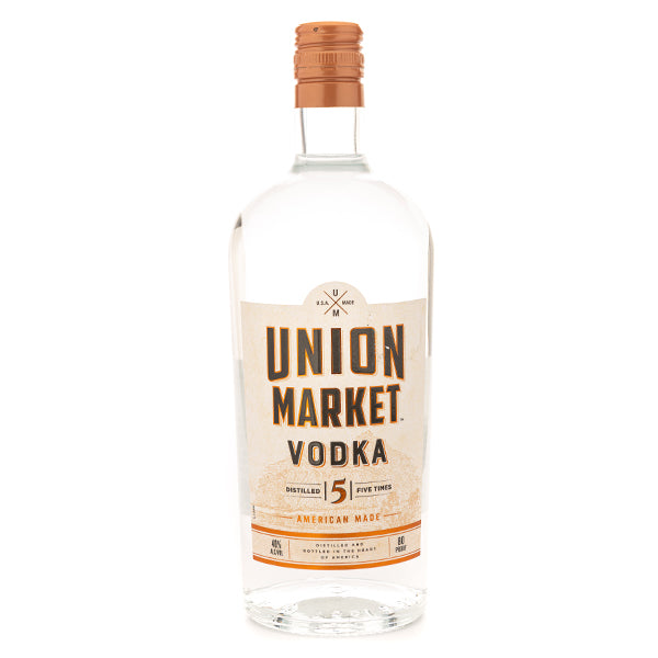 Union Market Vodka - 750ml