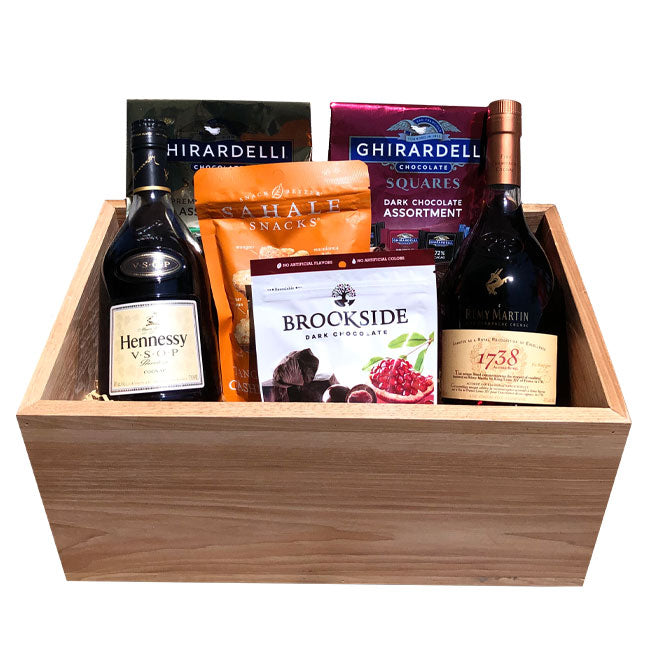 Whiskey Basket - 750ml