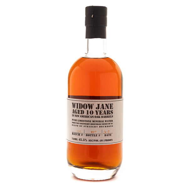 Widow Jane Bourbon 10 Year - 750ml