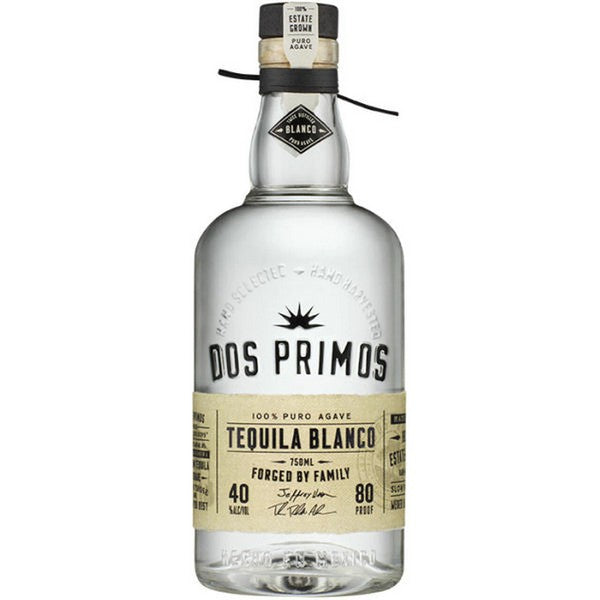 Dos Primos Blanco Tequila - 750ml