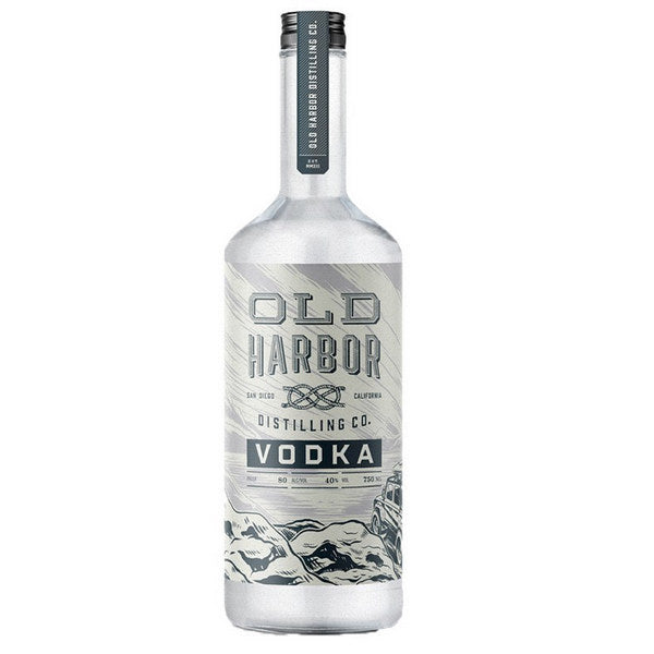 Old Harbor Vodka - 750ml