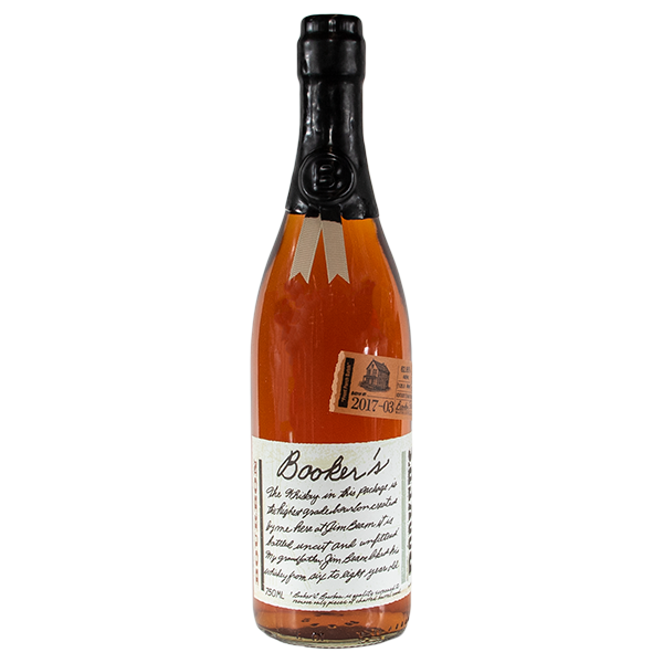 Bookers Whiskey - 750ml