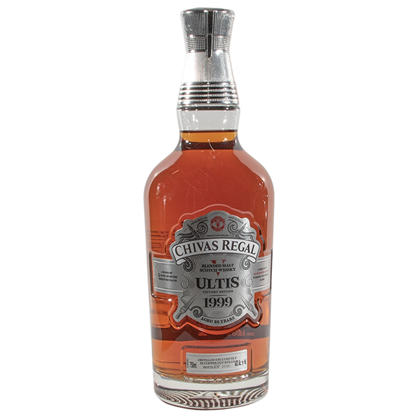 Chivas Regal Ultis 1999 Victory Edition 20 Year Old Blended Scotch - 750ml