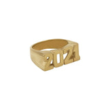 Ari&Lia RING 18K Gold Over Silver 2021 Women's Ring