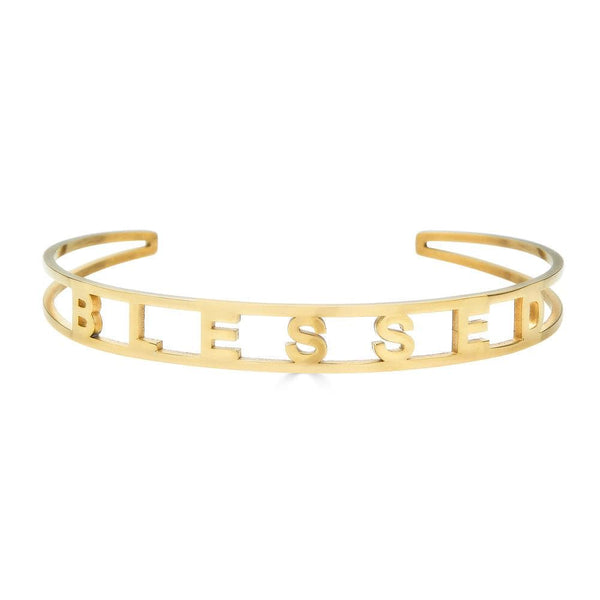Ari&Lia Empowered Bangles Blessed Adjustable Empowered Bangle