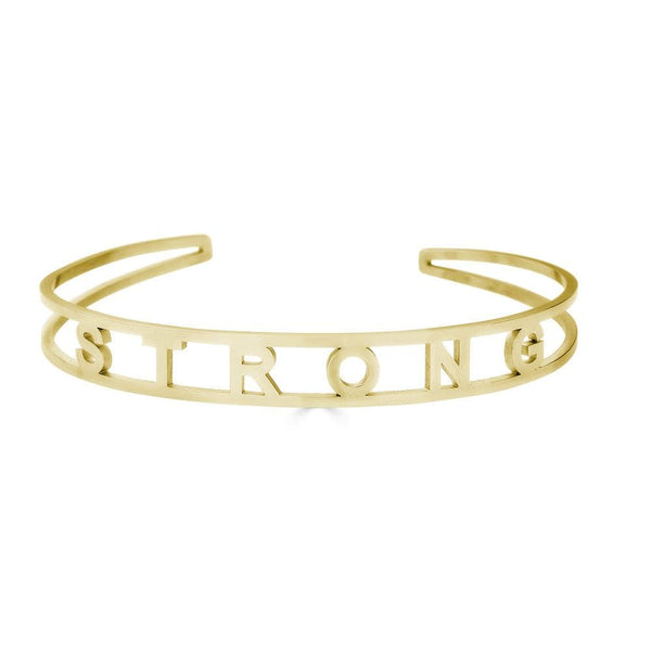Ari&Lia Empowered Bangles Strong Adjustable Empowered Bangle
