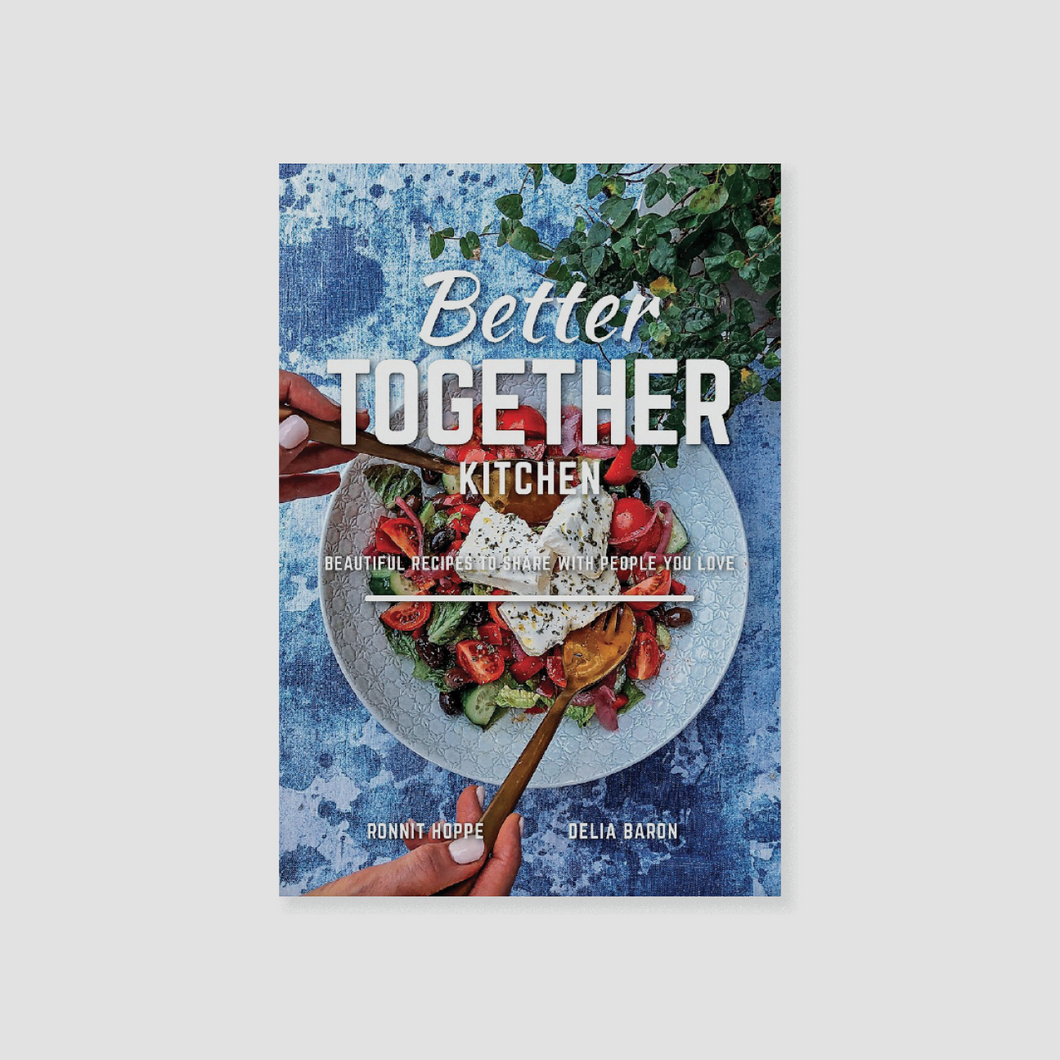 Better Together Kitchen Cookbook