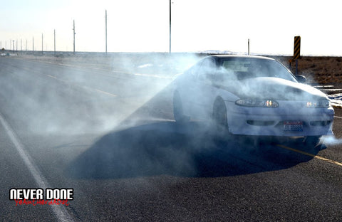 Never Done Alero burnout