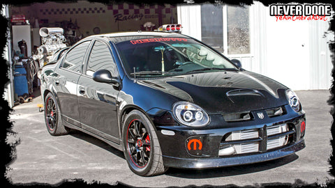 Monster Horsepower Dodge Neon SRT-4 link to official page