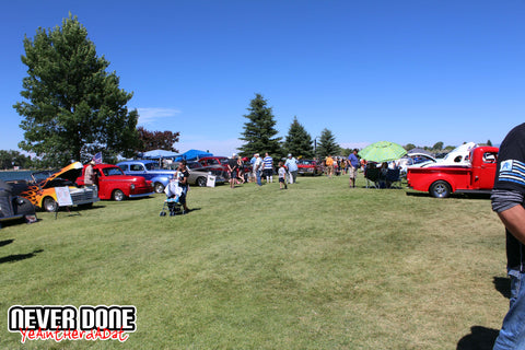 2016 Never Done Car and Bike Show - Clint Grover - Celebrate Blackfoot