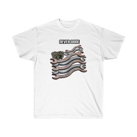 Rusty Tools American Flag T-Shirt