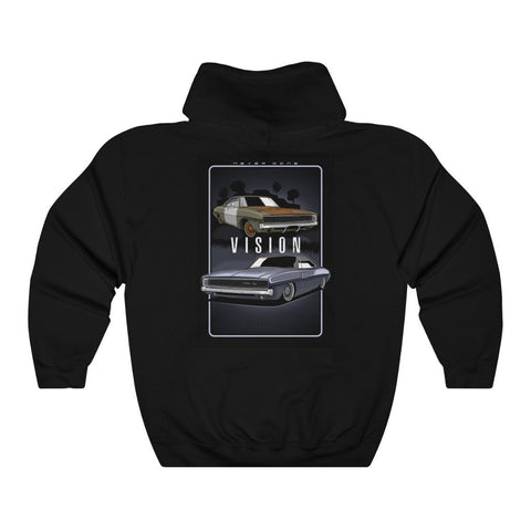 "Dodge Charger ""Vision"" Hoodie"