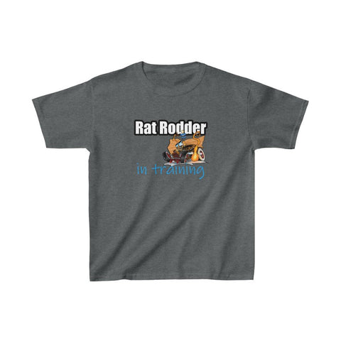 Rat Rodder In Training Boys T-Shirt