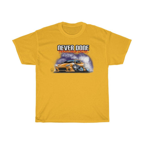 RX-7 Drift Cartoon T-Shirt