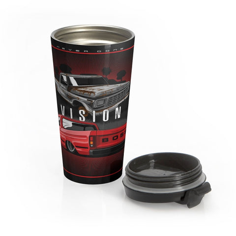 F100 Vision Stainless Steel Travel Mug