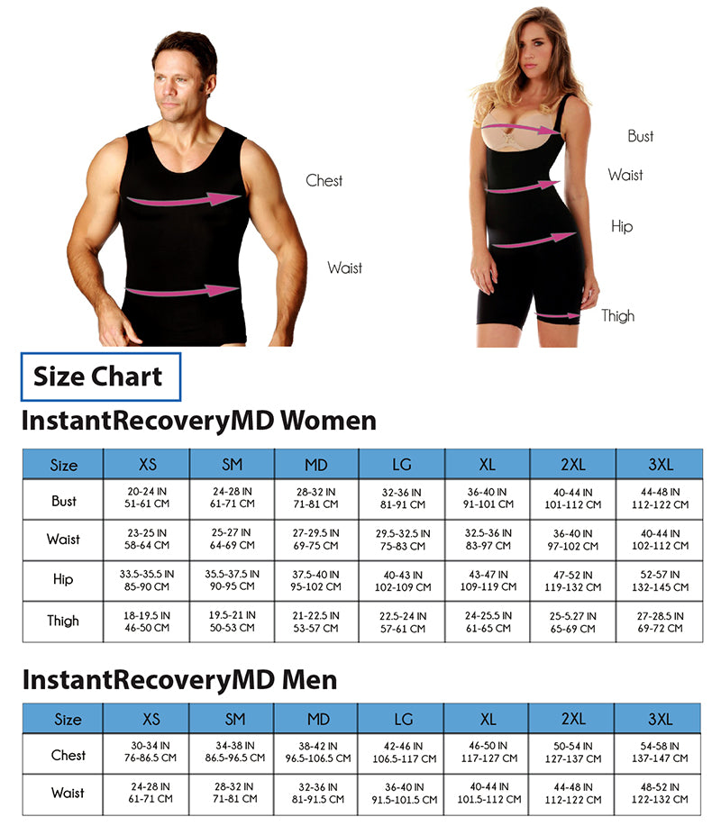 IS Size Chart