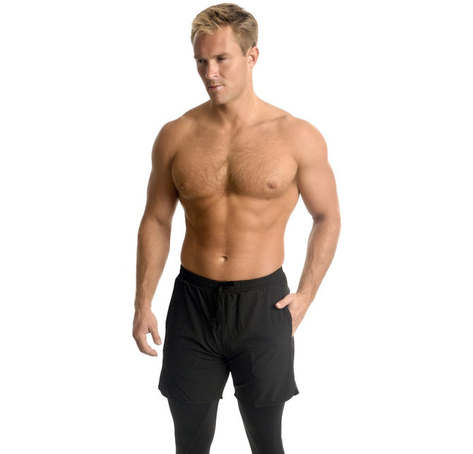 Mens Suplex drawstring shorts - 155MB507