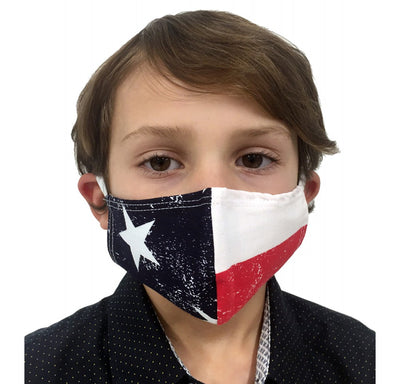 Reusable 2-Layer Cotton Face Mask- Child size - 167C2181