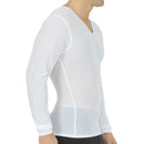 Full Mesh Long Sleeve Crew Neck – 180VLS001