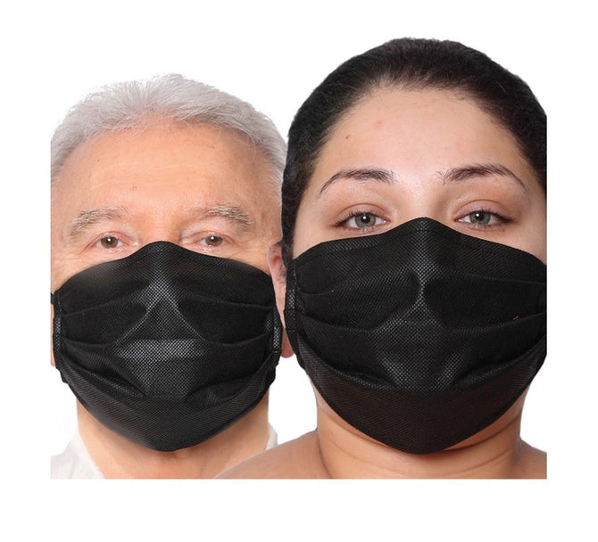 Disposable 2-Layer Water Resistant Face Mask - 200M2171