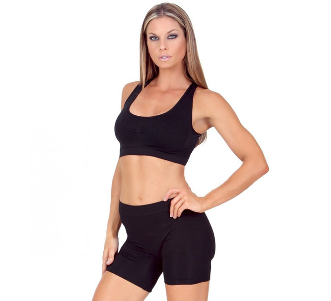 IF Pro Seamless Sports Racer Back Crop Top 253119