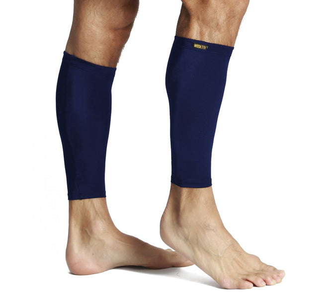 Insta Slim Men's Compression Calf Sleeves  AL60101