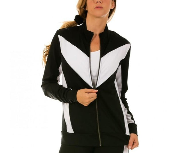 IFPRO Color Block Zip-Up Jacket AWJ029