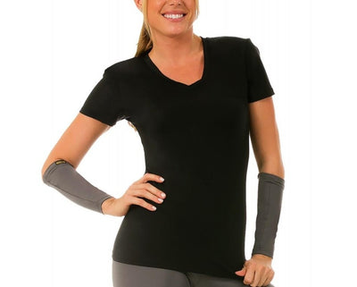IF Pro Short Sleeve V-Neck Top AWT023