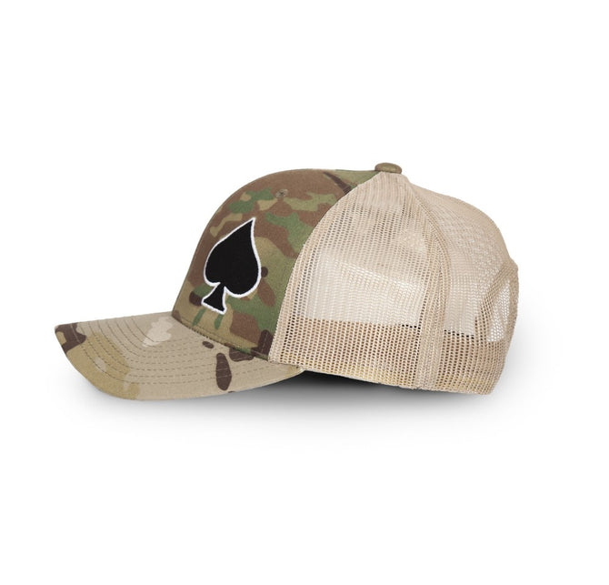 GO DARK TACTICAL SPADE HAT - GD43195