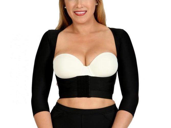 Instantfigure Underbust  Crop Top w/zip MD208