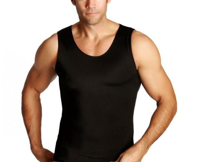 Insta Slim Men's Compression Muscle Tank MS0001