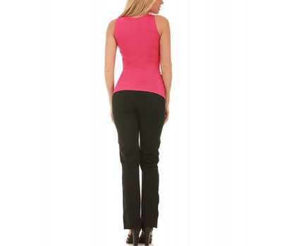IF Pro Hi-Back Shirred Tank Top WA40011