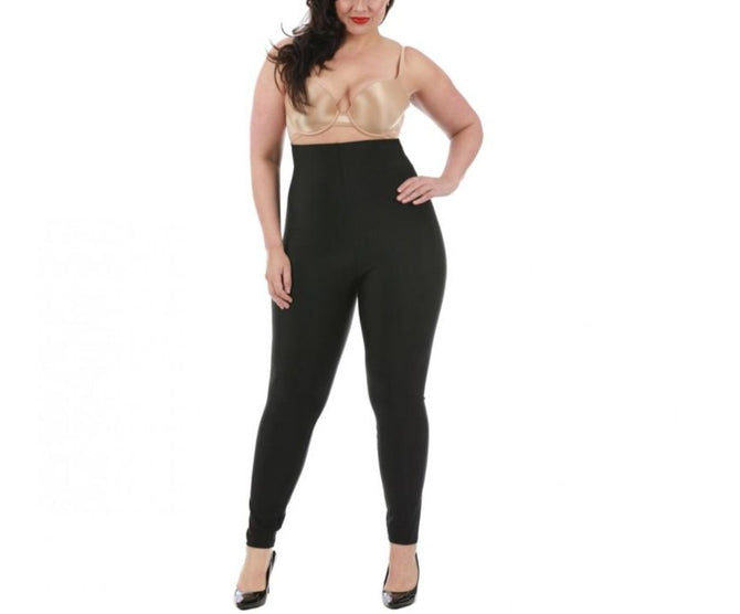 InstantFigure Hi-Waist Tummy Control Leggings WP40221C