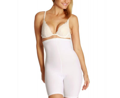 InstantFigure Hi-waist Shorts with Open Gusset Shapewear WSH4211