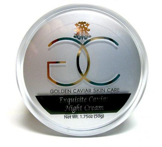 Instant Beauty Unisex Caviar Exquisite Night Cream SKCCAVENCXX