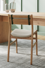 Sigsbee Fully Upholstered Dining Chair