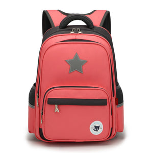 Cartable pour Enfant Ecole Primaire - FACE AMAZ-ON