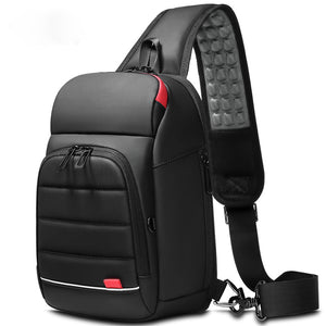 "Sac à dos ""Speed Pulse"" multifonction USB - FACE AMAZ-ON"