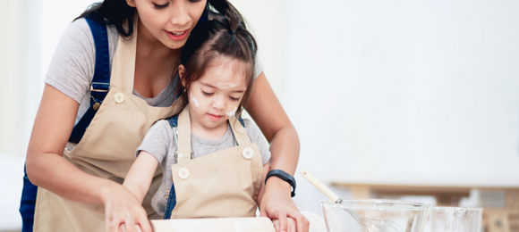 5 Tips for Cooking with Kids 👩‍🍳👨‍🍳