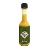 Hot Sauce ~ Shikuwasa and Apple Cider Vinegar ~ Mild or Spicy - Kenko Root