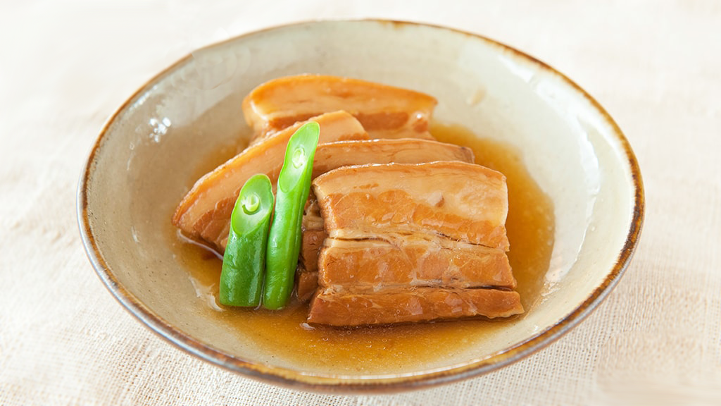 Rafuti Meat ~ Sweet, Savory Pork Belly ~ 270g - Kenko Root