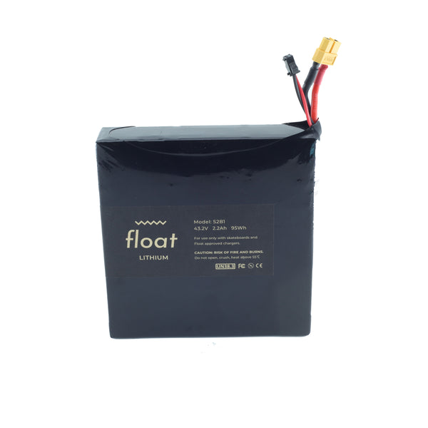 Smart Battery Pack 50.4V 5Ah 222wh