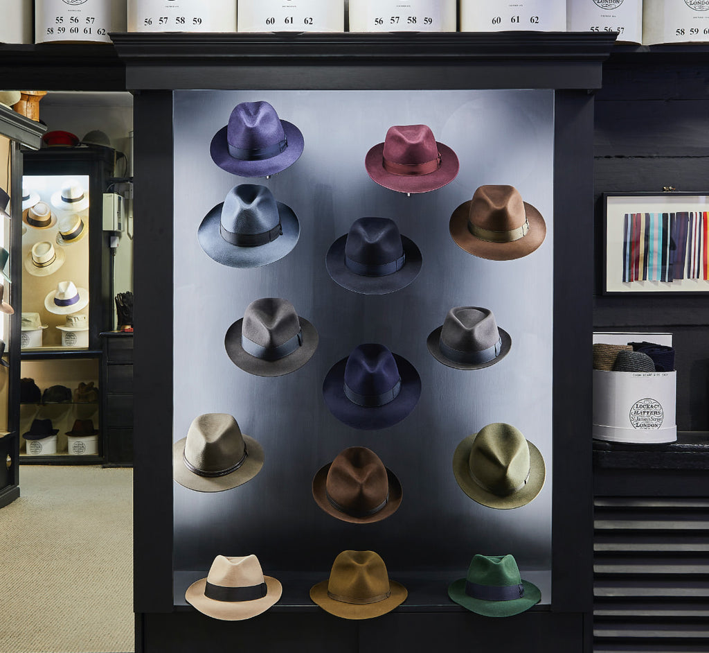 Lock & Co. Hatters Shop