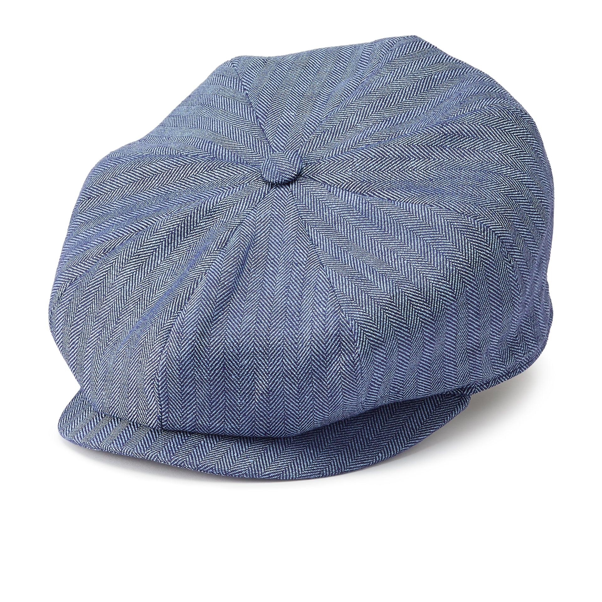 ATRANI Linen Tremelo Cap -  - Lock & Co. Hatters London UK